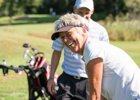 Golfkursus på Vejle Idrætshøjskole