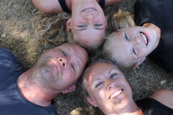 Familiekursus på Vejle Idrætshøjskole