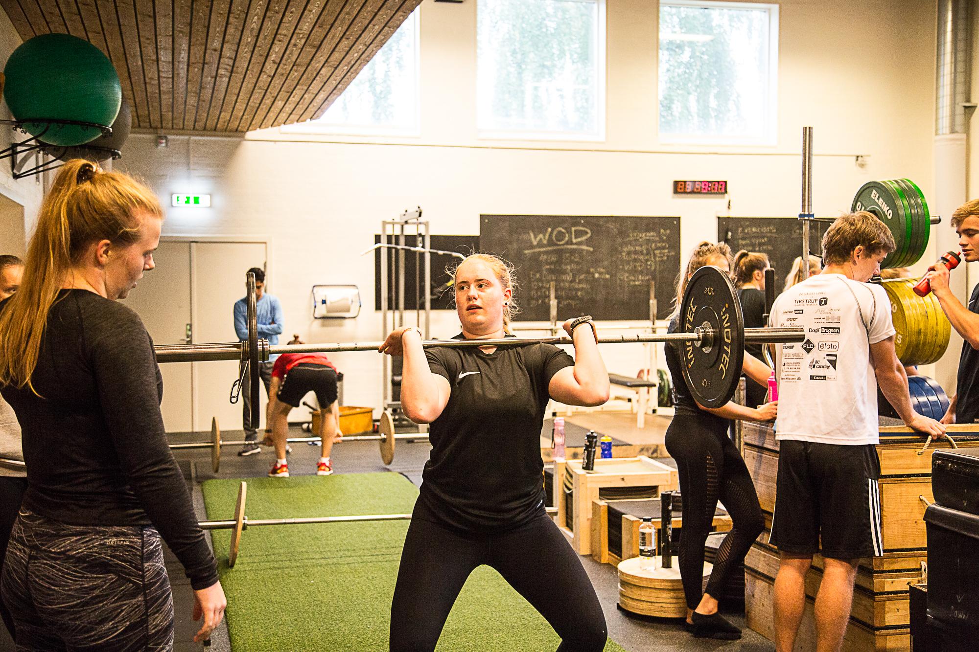 fitness instruktør kursus